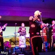 LIVE REVIEW: Mariachi El Bronx @ Natural History Museum, LA 1/6/12