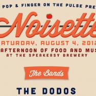 FROM THE NEWS NEST: Noise Pop Starts A Mini Food + Music Festival — Meet Noisette