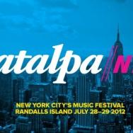 PREVIEW: Catalpa Festival @ Randall's Island, NY 7/28-29