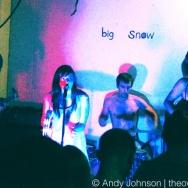 LIVE REVIEW: Nice Purse @ Big Snow, Brooklyn 9/15/12
