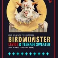 FREE TICKETS: Rock 'N Roll Carnival @ Public Works, SF 10/11/12