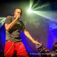Nas + Lauryn Hill @ Fox, Oakland 11/19/12