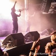 PICTURE THIS: Parov Stelar Trio @ Regency Ballroom, SF 12/15/12