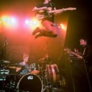 Imagine Dragons, Atlas Genius + Nico Vega @ The Warfield, SF 3/16/13