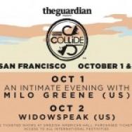 FREE TICKETS: Culture Collide Festival, San Francisco 10/1 – 10/2/15