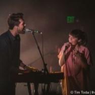 PICTURE THIS: Oh Wonder @ The El Rey Theatre, LA 1/13/16